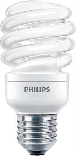 ECO TWİSTER 12W WW (SARI) E27 PHILIPS