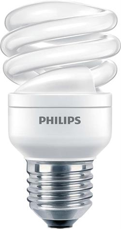 ECO TWİSTER 8W WW (SARI) E27 PHILIPS